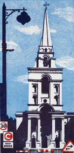 Wren churches London City